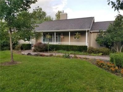 1750 N Lake Pleasant Road, Arcadia Twp, MI 48412 - MLS#: 218086453