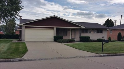 16832 Heather Lane, Clinton Twp, MI 48038 - MLS#: 218086489