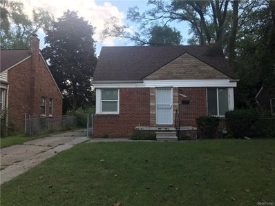 17628 Woodbine Street, Detroit, MI 48219 - MLS#: 218086524