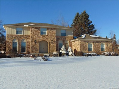 5118 Aintree Road, Oakland Twp, MI 48306 - MLS#: 218086543