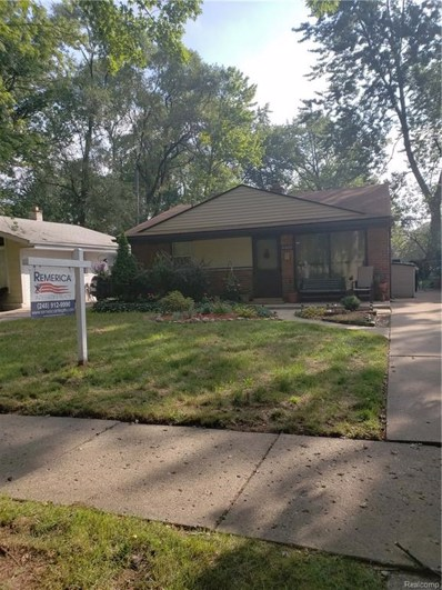 4439 Westlake Street, Dearborn Heights, MI 48125 - MLS#: 218086575