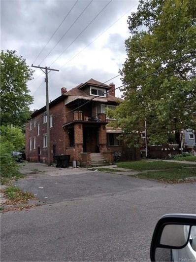 3729 Blaine Street, Detroit, MI 48206 - MLS#: 218086583