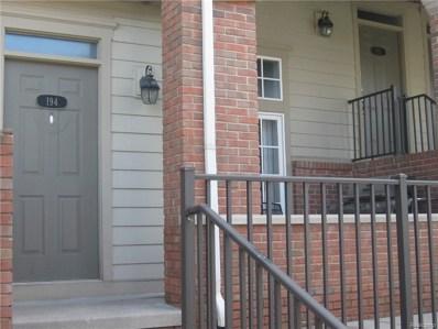 194 Amys Walk, Auburn Hills, MI 48326 - MLS#: 218086609
