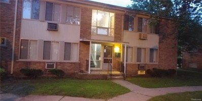 17272 Bentler UNIT 31, Detroit, MI 48219 - MLS#: 218086636
