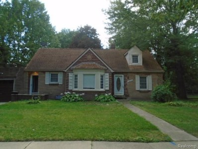 20446 Old Homestead Drive, Harper Woods, MI 48225 - MLS#: 218086677