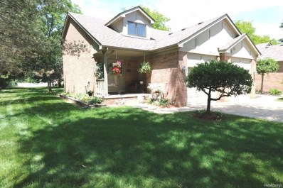 53924 Birchwood Court, Shelby Twp, MI 48316 - MLS#: 218086700