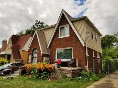 17155 Griggs Street, Detroit, MI 48221 - MLS#: 218086712
