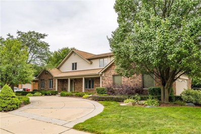 39905 Shelly Court, Clinton Twp, MI 48038 - MLS#: 218086771