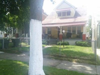5045 Fairview Street, Detroit, MI 48213 - MLS#: 218086792