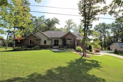 72784 Campground Road, Bruce Twp, MI 48065 - MLS#: 218086794