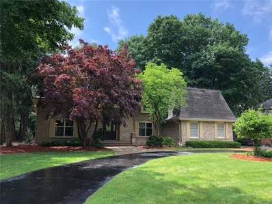 830 Hidden Pine Road, Bloomfield Twp, MI 48304 - MLS#: 218086835