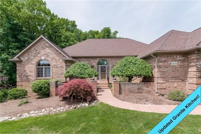 6828 Berry Pointe Drive, Independence Twp, MI 48348 - MLS#: 218086865