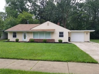 17391 George Washington Drive, Southfield, MI 48075 - MLS#: 218086875