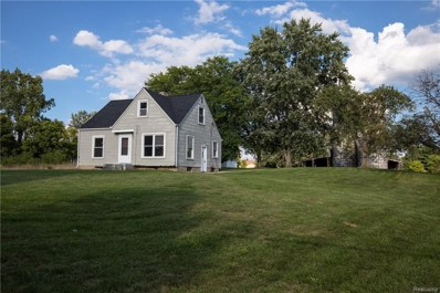1406 N Elms Road, Flint Twp, MI 48532 - MLS#: 218086885