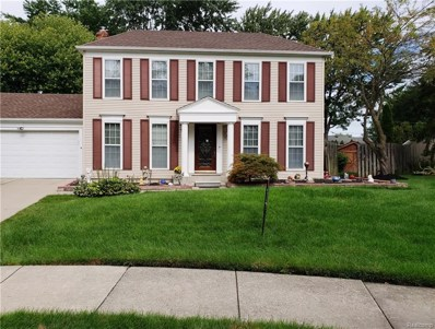 4740 Chadbourne Court, Sterling Heights, MI 48310 - MLS#: 218086892