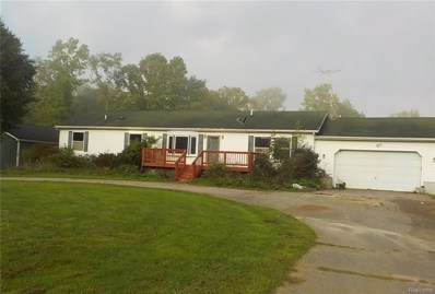 2868 Rafferty Drive, Iosco Twp, MI 48843 - MLS#: 218086893