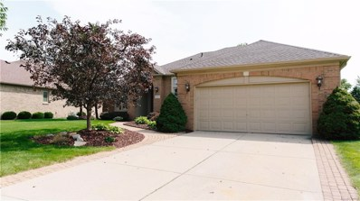 48820 Cross Creek Drive, Macomb Twp, MI 48044 - MLS#: 218086894