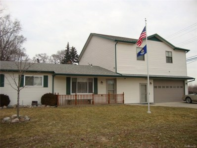 2591 Dawes Avenue, Shelby Twp, MI 48317 - MLS#: 218086935