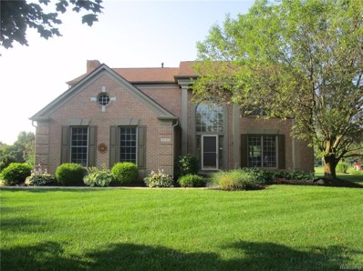 47583 Fox Court, Canton Twp, MI 48187 - MLS#: 218086959