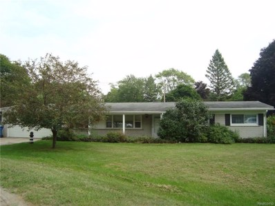 8057 Kenwick Drive, White Lake Twp, MI 48386 - MLS#: 218086973