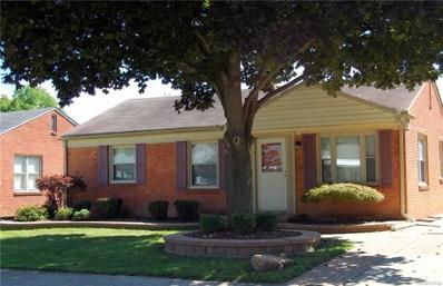 2055 Byrd Street, Dearborn, MI 48124 - MLS#: 218087032