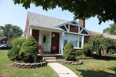 8101 Parkland, Detroit, MI 48239 - MLS#: 218087046