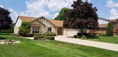 24795 White Plains Drive, Novi, MI 48374 - MLS#: 218087110