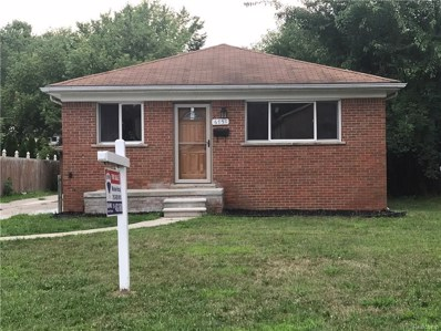 6751 Centralia Street, Dearborn Heights, MI 48127 - MLS#: 218087113