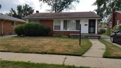 20257 Blackstone Street, Detroit, MI 48219 - MLS#: 218087154
