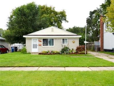 31530 Parkwood Street, Westland, MI 48186 - MLS#: 218087224