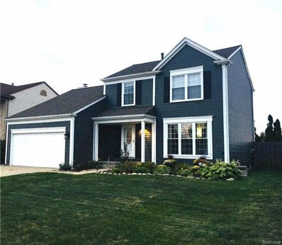 35841 Ashford Drive, Sterling Heights, MI 48312 - MLS#: 218087227