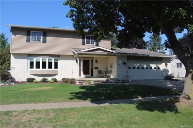 515 Cherrywood Drive, Flushing, MI 48433 - MLS#: 218087274