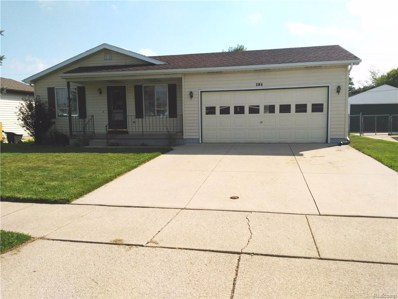 837 St. Lawrence, Marysville, MI 48040 - MLS#: 218087284