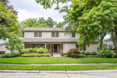 1192 Blairmoor Court, Grosse Pointe Woods, MI 48236 - MLS#: 218087317