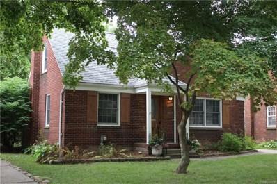 1512 N Pleasant Street, Royal Oak, MI 48067 - MLS#: 218087331