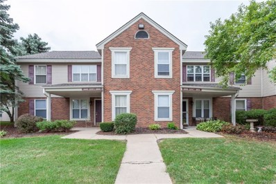 1623 Emerson Circle, Rochester Hills, MI 48307 - MLS#: 218087346