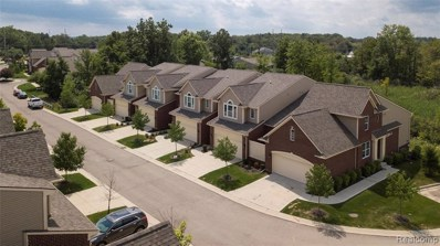 6586 Berry Creek Lane UNIT 45, West Bloomfield Twp, MI 48322 - MLS#: 218087388