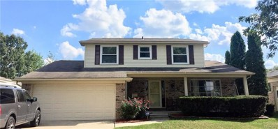 4144 Anthony Drive, Sterling Heights, MI 48310 - MLS#: 218087436