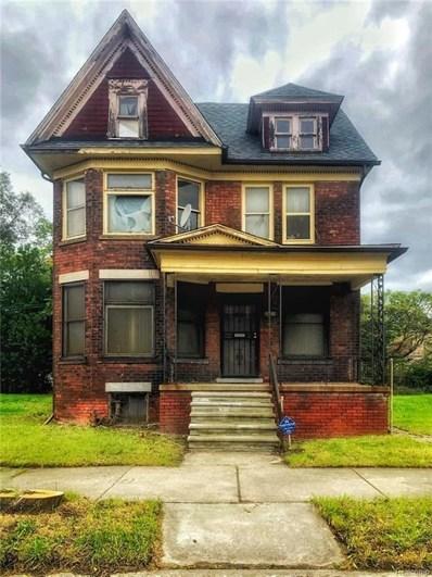 2708 McGraw Street, Detroit, MI 48208 - MLS#: 218087446