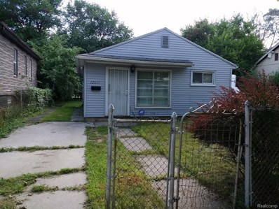 12871 Conway Street, Detroit, MI 48217 - MLS#: 218087542