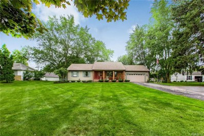 40673 Five Mile Road, Plymouth Twp, MI 48170 - MLS#: 218087665