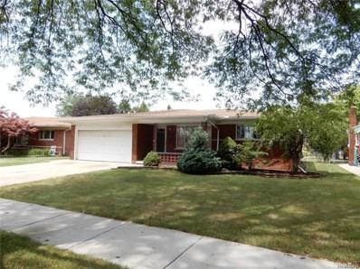 14629 Ivanhoe Drive, Warren, MI 48088 - MLS#: 218087677