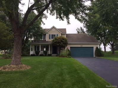 9633 Fairfax Drive, Hamburg Twp, MI 48169 - MLS#: 218087681