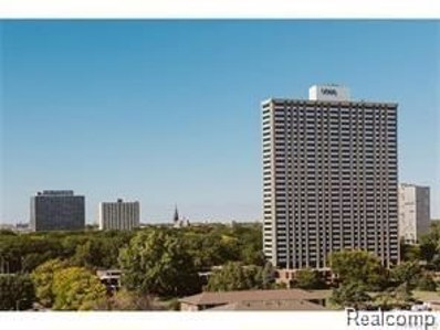 1300 E Lafayette UNIT 1809, Detroit, MI 48207 - MLS#: 218087690