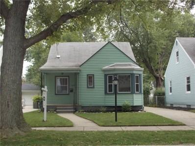 3443 Campbell Street, Dearborn, MI 48124 - MLS#: 218087703