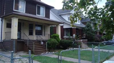 686 Marlborough, Detroit, MI 48215 - MLS#: 218087724