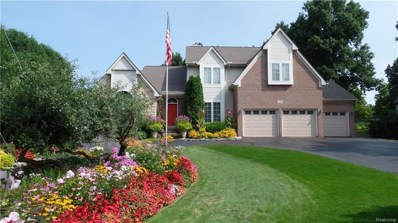 430 Drahner Road, Oxford twp, MI 48371 - MLS#: 218087744