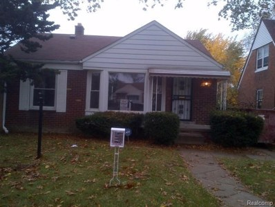 19740 Monica Street, Detroit, MI 48221 - MLS#: 218087745