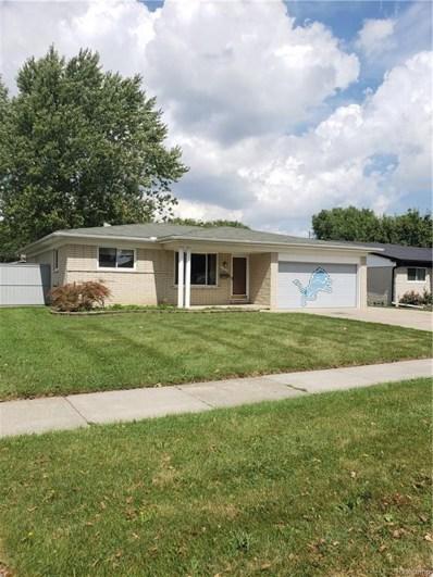 14917 Carmel Drive, Sterling Heights, MI 48312 - MLS#: 218087754