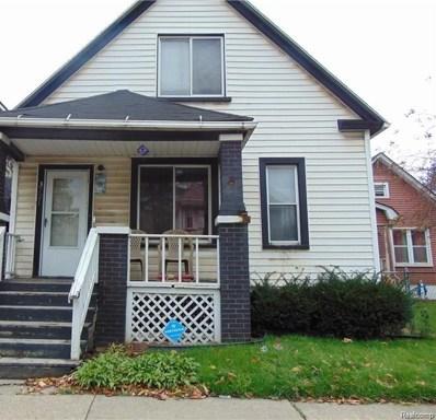 3721 Martin Street, Detroit, MI 48210 - MLS#: 218087776